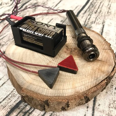 美國手工木吉他拾音器品牌Dazzo各款式介紹,提供價格及拾音器安裝