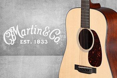 美國木吉他品牌Martin各型號介紹,提供價格及試音檔