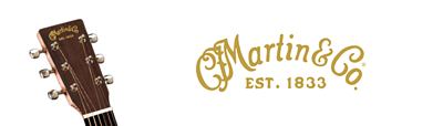 美國martin吉他品牌形象照