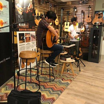 2018吉他烏托邦「我是指彈吉他手」系列講座與yamaha吉他