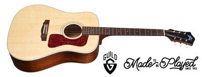 美國Guild吉他品牌形象照