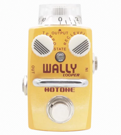 Hotone Wally Looper Loop station 效果器