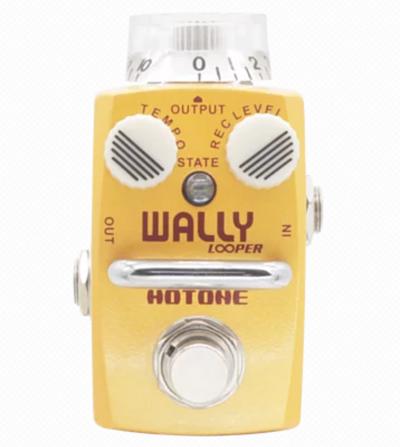 Hotone Wally Simple Looper SLP-1 Loop堆疊效果器