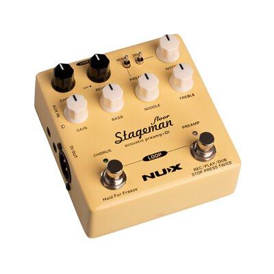 NUX - Stageman Floor木吉他前級D.I