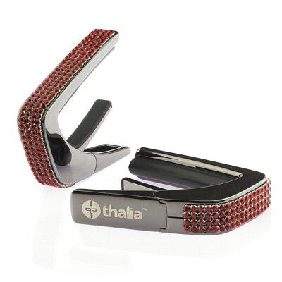 thalia capo 施華洛世奇紅寶石水晶(Swarovski Ruby Crystal)鑲嵌裝飾