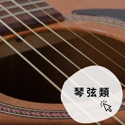 吉他弦 烏克麗麗弦 電吉他弦 各式琴弦