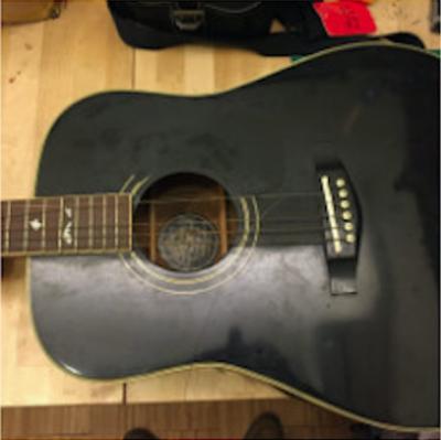 吉他保養差異