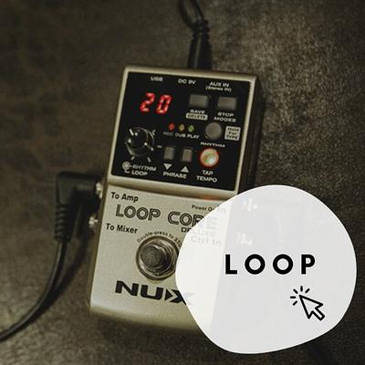loop迴圈效果器