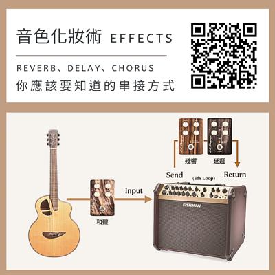 木吉他效果器l.lr baggs  acoustic pedal