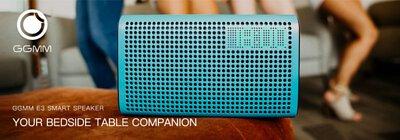 GGMM,古古美美,喇叭,藍芽喇叭,造型,文青,復古,極簡,設計,品味,小物,享受,放鬆,Relax,Design,Goods,Sound,Speaker,Bluetooth