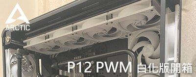 p12pwm白化版開箱