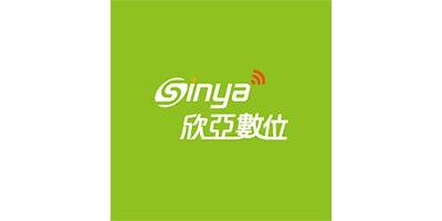 欣亞數位Sinya logo