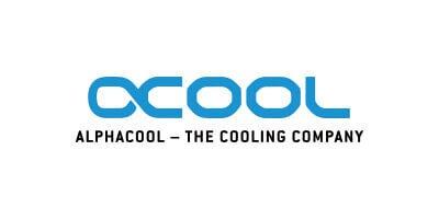 alphacool 水冷品牌 logo