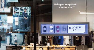 台北松菸AXES的獨家穿搭活動,讓網紅、潮流型人們親身示範,如何透過襪子/機能襪履這樣極小的配件,表現出自己的不凡穿搭個性。