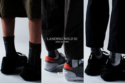 nozzle,quiz,LANDING,wild,2020,AW,new,socks