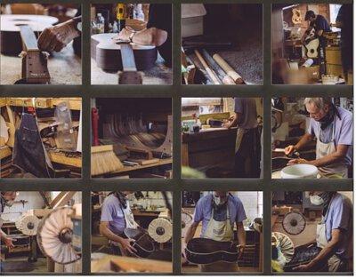 北美4大手工吉他品牌--香港代理結他店