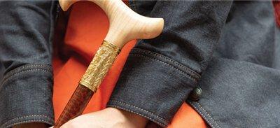 木頭拐杖台灣製造