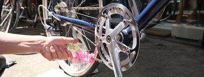如何清潔單車鏈條/腳踏車鏈條/洗鏈器