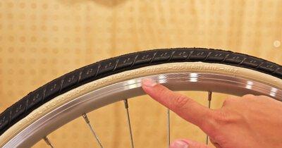 單車胎壓、輪胎規格這樣看