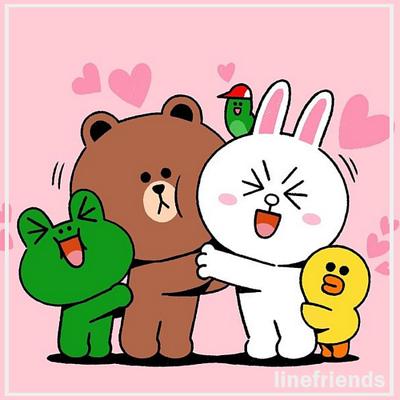 韓國生活風格網站 linefriends