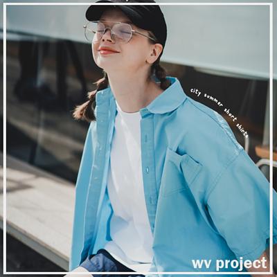 韓國品牌網站 wv project