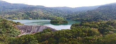 河背水塘 Ho Pui Reservoir