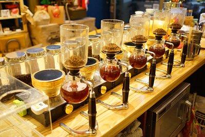 暖窩咖啡特色 虹吸式咖啡  手沖咖啡