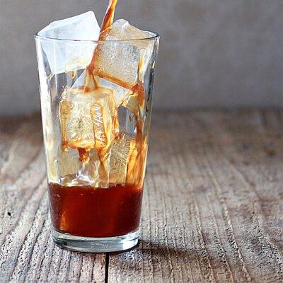 暖窩咖啡 黑冰咖啡
