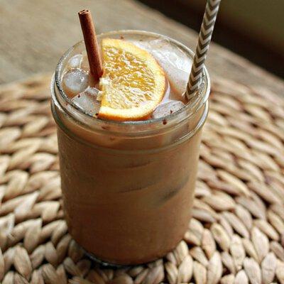 暖窩咖啡  酸甜冰咖啡