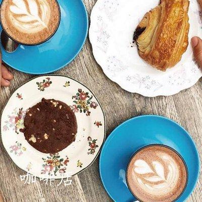暖窩咖啡  開心溫暖的咖啡店