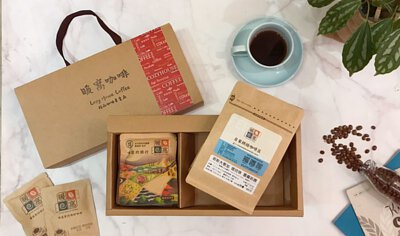 暖窩咖啡禮盒 , 新品上市