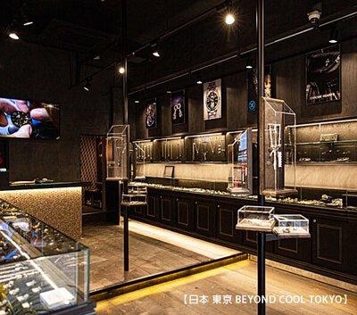 Beyond Cool Tokyo shop photo