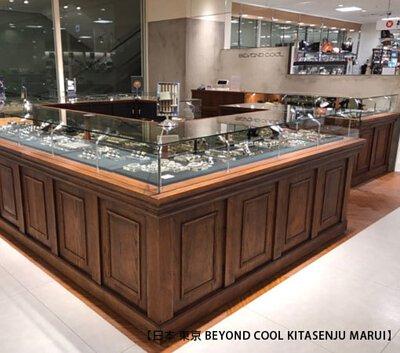 Beyond Cool Kitasenju Marui shop photo