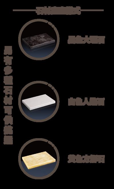石材底座樣式黑色大理石白色人造石黃色方解石
