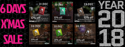 Christmas Crazy Sales
