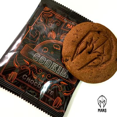 Mars Hong Kong 高蛋白曲奇 (巧克力口味)