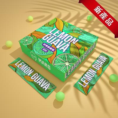 戰神MARS芭樂檸檬綠口味BCAA支鏈胺基酸沖劑獨立包裝