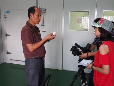 所長茶葉蛋-三立新聞台灣亮起來採訪花絮