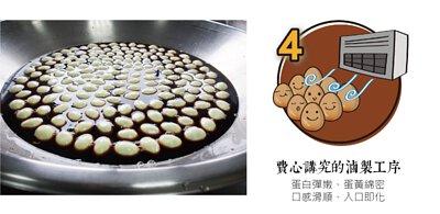 所長茶葉蛋-費心講究、龜毛的滷製工序,讓蛋白無比彈嫩、蛋黃綿密濕潤,口感滑順、入口即化。