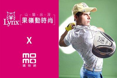 lynx,taiwan,golf,YAHOO,購物中心,POLO衫,山貓,美國山貓,