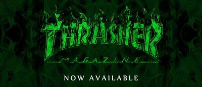 Thrasher 香港 店 鋪 Shop 門市 專門店 日版 美版 美國