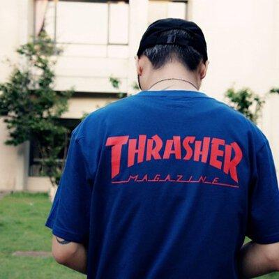Thrasher Hong Kong 香港