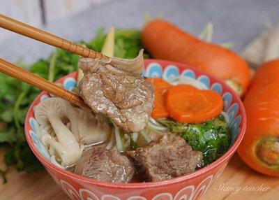 史家庄清燉牛肉湯澳洲牛腩