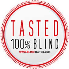 tasted blind