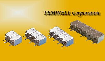 Temwell 7H Series Helical Bandpass Filter