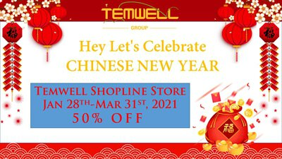 chinese new year sales