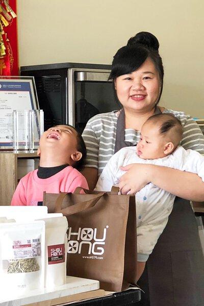 爸爸媽媽都安心 水果為主軸的產品 首宏Shouhong
