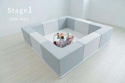 Stage1 嫩嬰時期