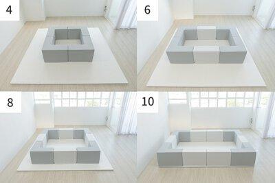 各個組合方式 <4入>  <6入>  <8入>  <10入>