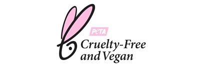 PETA認證無動物實驗標章